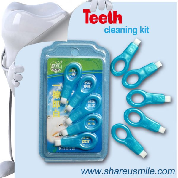 Wholesale Advanced shareusmile Teeth Cleaning Kit improving oral health, from a leading manufacturer