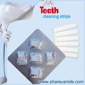 shareusmile OEM-Teeth Cleaning Kit--Matching tooth whiten product-free-teeth-whitening-sample-available