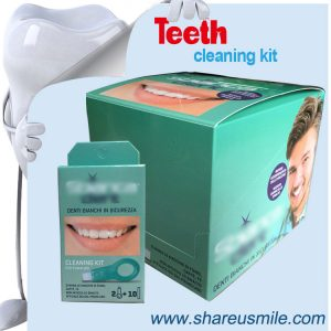 Shareusmile-OEM-teeth-cleaning-kit Tooth Whitening Home Kit - Made-in-China