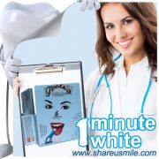 shareusmile SH305-Teeth Cleaning Kit-removes plaque and tartar