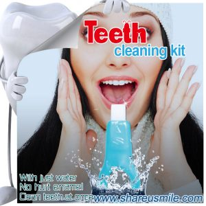 shareusmile SH005E-Teeth Cleaning Kit-An from an honestly supplier ,design and manufacture the good products