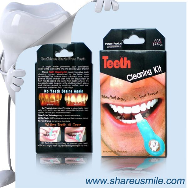 shareusmile SH005-Home Teeth Cleaning Kits For DIY Oral Care