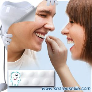 shareusmile teeth Stain Removal Cleaning Technology Perfect Teeth Whitening
