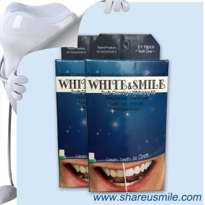 Shareusmile-Upgrade teeth cleaning kit N210 trend product for teeth whitening