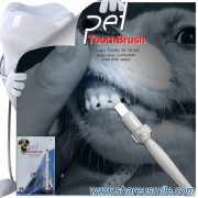 shareusmile pet toothbrush combo pack professional teeth cleaning