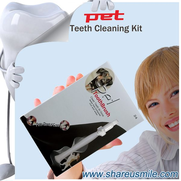 shareusmile pet toothbrush is best way to whiten your teeth at home