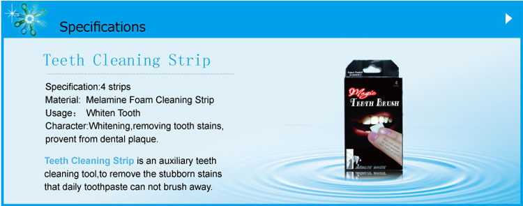 Whiten Strips | Buy Teeth Cleaning Strips MTB04