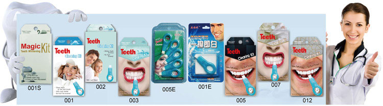 OEM teeth cleaning kit at shareusmile.com