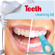shareusmile SH-TCK01-Teeth Cleaning Kit-1-Minute-Effect-New-Products-teeth-cleaning-kit-Patented-2018-Dental-Supply-Product