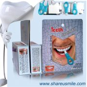 shareusmile SH0712-Teeth Cleaning Kit-for whitening yellowstained teeth