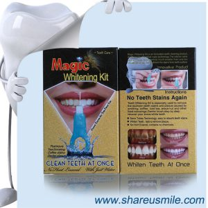 shareusmile SH102-Teeth Cleaning Kit Home Teeth Cleaner Hygiene Kit