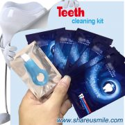 shareusmile SH110-Teeth Cleaning Kit-Wholesale-Matching tooth stickers-most-popular-in-Western-Europe