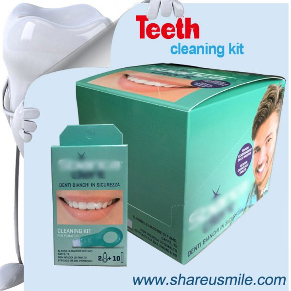Shareusmile-OEM-teeth-cleaning-kit Tooth Whitening Home Kit – Made-in-China