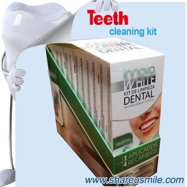 Shareusmile-OEM-teeth-cleaning-kit high quality Dental products China Dental Care Kit Used for Tooth Whitening and Cleaning