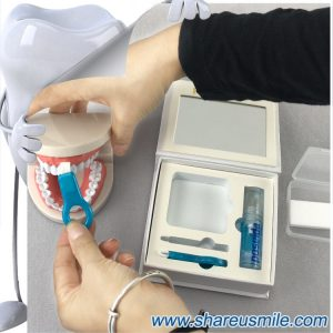 Shareusmile-teeth-cleaning-kit-equipped-with-teeth-whitening-products