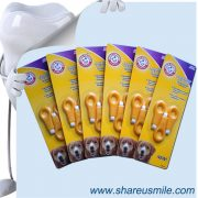 shareusmile OEM -Pet tooth brush-- an excellent way to prevent plaque buildup