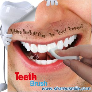 MTB04-brighter smile just use a teeth white strips. Find the best teeth whitening strips for you