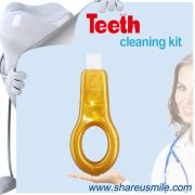 Shareusmile-OEM- Professional Best Natural Pet tooth brush Eliminate bad breath