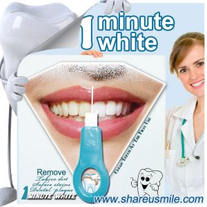 shareusmile SH-MCK03-Teeth Cleaning Kit-Best naturally teeth whitening