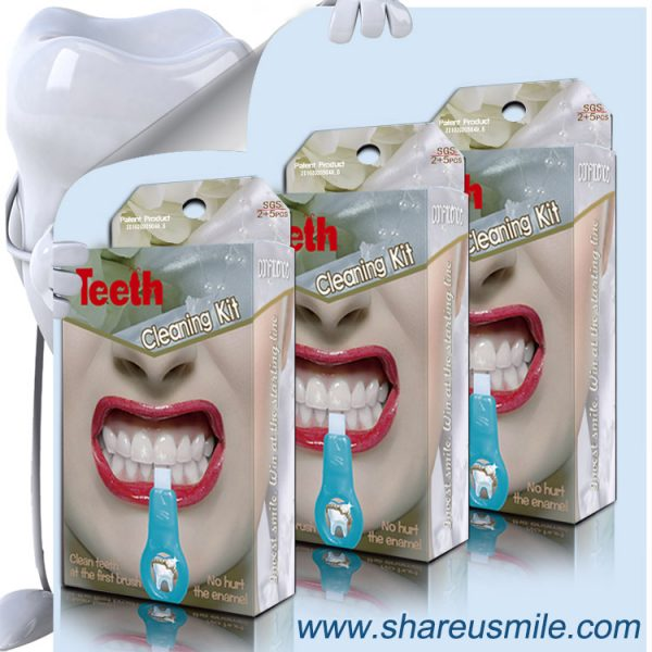 shareusmile SH007-Teeth Cleaning Kit-Detal care KITS In-office magic teeth Cleaning products