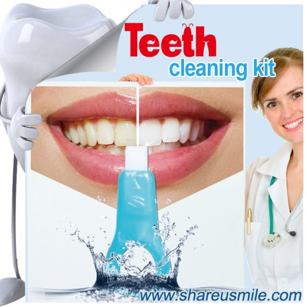 shareusmile SH007-Teeth Cleaning Kit friendly and professional tooth whitening kit 2018 trending products