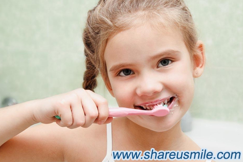 shareusmile How to clean your teeth thoroughly -Common method is to brush your teeth.
