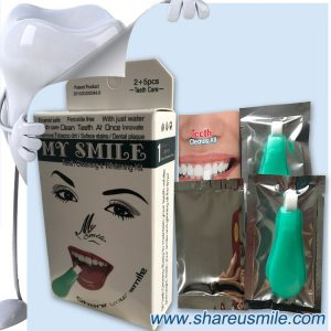 Shareusmile-New-teeth-cleaning-kit-N205-home kit for teeth whitening