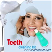 Shareusmile-Upgrade teeth cleaning kit N210 is good gift for your husband
