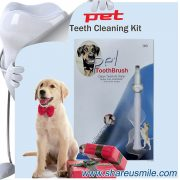 shareusmile pet toothbrush combo pack in office teeth whitening for your dog
