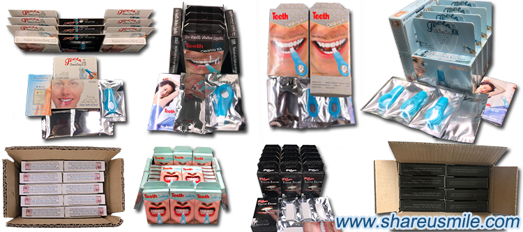 shareusmile-teeth-cleaning-kit-products provide Ready to ship service