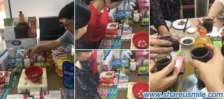 2019 Xiamen share nano mooncake gambling event