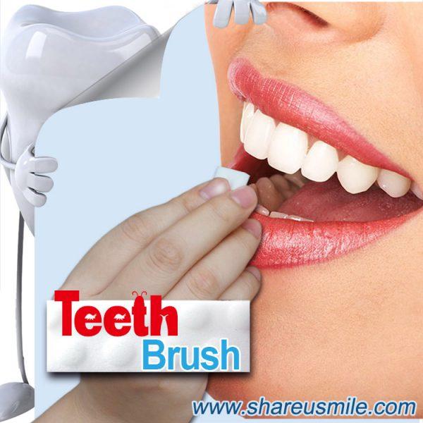 Magic Teeth brush from Xiamen Share Nano