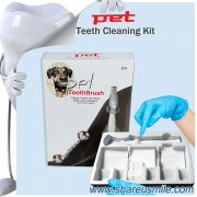 Best dog toothbrush Wholesale shareusmile pet teeth cleaning kit new dog toothbrush stick