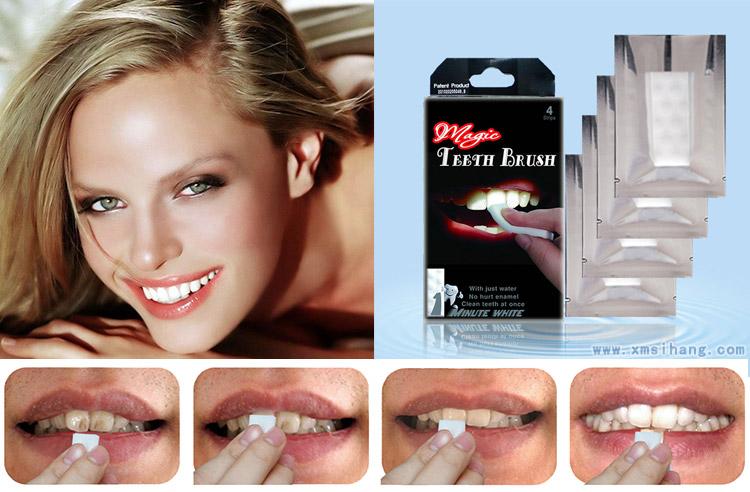 Which teeth whitening methods are effective-teeth whitening sponge